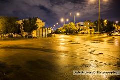 Night Street View (Adeel Javed's Photography) Tags: adeel javed