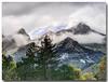 Valle de Pineta, Pirineos (Carpinet.) Tags: paisaje landscape spain españa montaña montañas pineta tormenta altamontaña bosque forest niebla fog mist