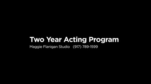 Two Year Acting Program | Sam Yazbeck Interview | 917-789-1599