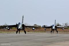 5520/5506 Forca Aerea Brasileira (Thiago Pereira Machado) Tags: amx aeritalia aermacchi a1m 5506 5520 fab embraer