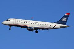 N120HQ | Embraer ERJ-175LR | US Airways Express (Republic Airlines) (cv880m) Tags: newyork laguardia lga klga queens n120hq embraer erj erj175 e75 erj175lr use usairwaysexpress usairways regionaljet republic republicairlines