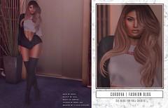 Mariah (Britney Cordova) Tags: doux seul empire kustom9 treschic studioexposure rebelgal rama absolutvendetta neigeux slblog slblogger secondlife