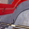 down to daiso (msdonnalee) Tags: stairs stairway escalier escala escalera escada treppen railing architecturaldetail ザ・ダイソー