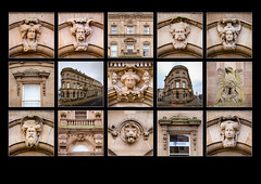 Barnsley in Polyptych (#7) - The Old Queens Hotel (S.R.Murphy) Tags: queenshotel barnsley barnsleyinpolyptych building architecture history heritage stuartmurphy fujifilmxt2 england yorkshire jamesfox queenvictoria wadeandturner