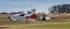 Amish farm (Walt Polley) Tags: 24120mmf4gednnikkor amishcountry copyright©2017waltpolley nikond500 pennsylvania