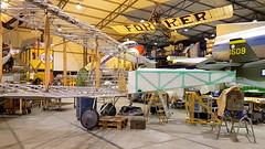 Spyker V.2 c/n 331 Netherlands Navy serial C-16 (sirgunho) Tags: lelystad aviodrome aviation museum airport dda stichting fokker preserved aircraft aeroplane luchtvaart spyker v2 cn 331 netherlands navy serial c16