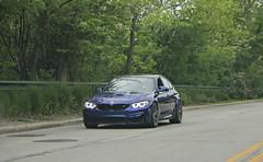 BMW M3 (F80) (SPV Automotive) Tags: bmw m3 f80 sedan exotic sports car blue
