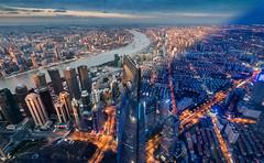 上海中心 (Alex WJ) Tags: 陆家嘴 上海 cityscape shanghai tower china skycraper