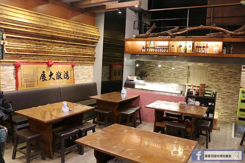台灣古早味586食堂台菜料理捷運中山國小站01
