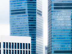 BlueBox.jpg (Klaus Ressmann) Tags: klaus ressmann omd em1 abstract facade prc pudong shanghai skyscaper summer architecture blue cityscape contemporary design flcabsoth softtones klausressmann omdem1