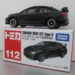 No.112 SUBARU WRX STI Type S