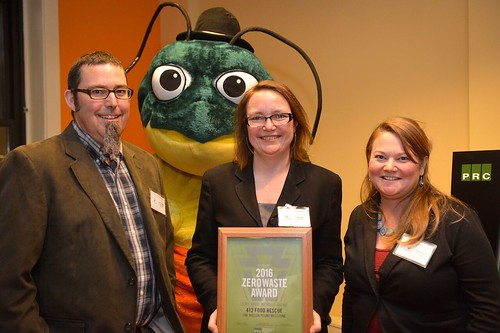 ZWPA award - 412 Food Rescue