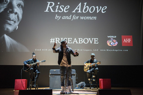 Rise Above: Oakland, CA - March 8, 2017