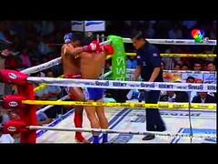 Muay Thai, Senkeng Kiatjaroenchai Vs Inzeetong Por Phinabhat 16 August 2015