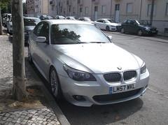 British 2008 BMW 535D (Nutrilo) Tags: bmw british 2008 535d