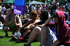 """Plymouth Pride 2015 - Plymouth Hoe -bu • <a style=""""font-size:0.8em;"""" href=""""http://www.flickr.com/photos/66700933@N06/20637106971/"""" target=""""_blank"""">View on Flickr</a>"""