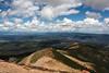 Pikes Peak (frequent_traveller) Tags: beautiful berg landscape colorado view scenic peak panoramic pikes winding fourteener woad