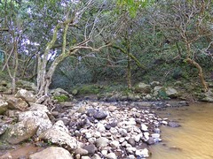 Rocks & Water 2 (Climate_Stillz) Tags: water flow rocks rocky course passage