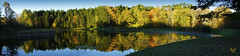 Horseshoe Pond Panorama 1 (rossdesignworks) Tags: fall pond cuyahogavalleynationalpark cvnp horsehoe