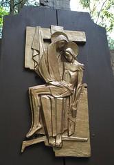 Mary Holding Her Son Jesus (Loci Lenar) Tags: washington catholic rss jesus nj blogs christianity virginmary stationsofthecross crucifixion feeds warrencounty bluearmyshrine worldapostolateoffatima