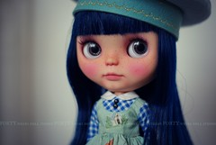 A Doll A Day. Sep 23. Pretty Butterfly.
