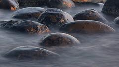 Dragon's Eggs (mijoli) Tags: england rocks northumberland embletonbay polariser embleton liveview 06nd canon5dmarkiii 045softgrad ef70200mmf28lisiiusm captureone8
