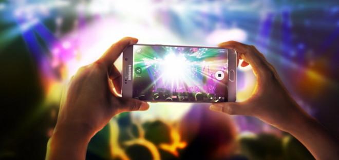 អ្នកអាចចែករំលែករូបភាពកាន់តែអស្ចារ្យជាងមុនជាមួយ Galaxy S6 edge+ និង Note5