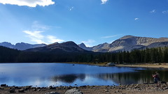 September 27, 2015 - A gorgeous day at Brainard Lake.  (David Canfield)