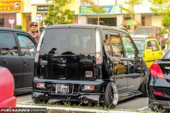 Perodua Kenari (fuelgarden) Tags: malaysia kualalumpur perodua slammed keicar stance carphotography carculture kenari fitment automotivephotography hellaflush