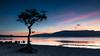 Millarochy Sunset (Keith - Glasgow) Tags: lochlomond millarochy scotland sky clouds landscapes lochs shore sunset unitedkingdom