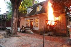 Williamsburg, VA (mademoisellelapiquante) Tags: history fire virginia colonial revolution williamsburg revolutionarywar americanrevolution 18thcentury williamsburgva americanhistory colonialamerica