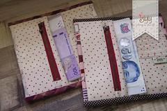 WA0048 Long Wallet (islyly) Tags: long handmade wallet linen cotton compact waterproof ykk longwallet islyly