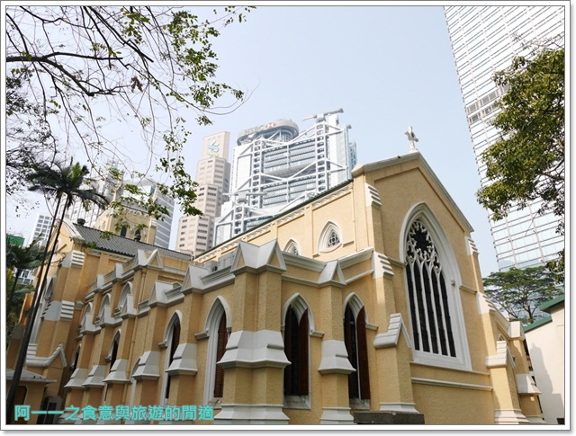 香港旅遊太平山夜景山頂纜車聖約翰座堂凌霄閣摩天台山頂廣場image013