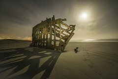 peter iredale shipwreck (Justin Knott) Tags: