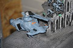 Tau Empire Hammerhead gunship (szogun000) Tags: game canon tank models gaming figurines warhammer vehicle figures tabletop warhammer40000 warhammer40k gamesworkshop wh40k wargaming tauempire hammerheadgunship canoneos550d canonefs18135mmf3556is