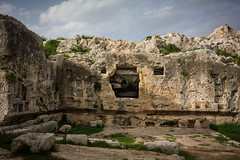 Syracusa, Italia! (Flavio~) Tags: day2 italy sicily archeologicalpark neapolis oct2015 syracusaortigia