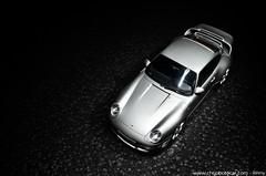 RUF CTR2 GT Spirit 1/18 (Rmy | www.chtiphotocar.com) Tags: 6 car grey 1 photo nikon flat stuttgart spirit 911 models engine twin turbo porsche tuner gt 18 tuning legend supercar sportscar motorsport ruf gts lightroom 993 ctr2 diecat