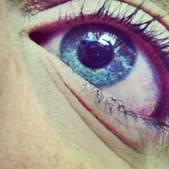 Blue eye (Cristina Calderone) Tags: eye eyes occhi blueeye occhiazzurri
