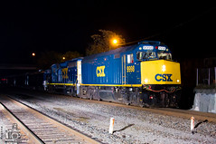 CSX P904-16 (Reginald T. McDowell Sr.) Tags: santa railroad sc train florence south tracks engine trains columbia transportation carolina locomotive passenger division unit csx streamliner trian subdivision emd cowl csxt f40ph clinchfield p90416