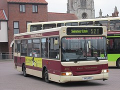East Yorkshire 490 Y49VRH Beverley Bus Stn on 521 (1) (1280x960) (dearingbuspix) Tags: eastyorkshire 490 eyms y49vrh