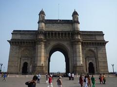 201510033 Mumbai (taigatrommelchen) Tags: street city india architecture icon sight mumbai 20151041