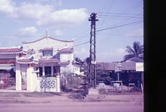 Vietnam-031 Thi Nghe Bhuddist Pagoda, Saigon (tcsned) Tags: 1966 1967 saigon vietnamwar