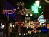 Luces Navideñas 2015. Calle Espoz y Mina (Madrid) (Juan Alcor) Tags: madrid luces lucesnavideñas navidad calle espozymina nocturno spain españa