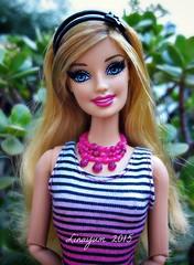(Linayum) Tags: doll barbie mattel muñeca barbiestyle linayum