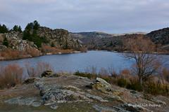 Manorburn Dam, Central Otago (flyingkiwigirl) Tags: dam central otago manorburn