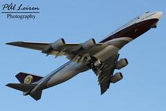 Qatar - Amiri Flight - VQ-BSK (Pl Leiren) Tags: november norway plane stavanger airport holding aircraft aviation worldwide planes boeing runway svg sola rw flyplass planespotting 2015 buisiness b748 enzv worldwideaircraftholding buisinessjet vqbsk december2015 7478zvbbj