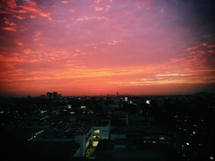 Sunset in Lima, Per (ivanbam_b) Tags: sunset sol atardecer lima per miraflores