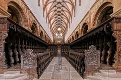 Kloster Maulbronn (nordelch61) Tags: kloster maulbronn baden badenwürttemberg mittelalter architektur sandstein gotik kreuzgang gewölbe mönche zisterzienserabtei unesco weltkulturerbe kraichgau