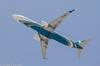 A4O-BZ B737-91MER(WL) DXB 24-5-2016 (deputy1984) Tags: indigo air india express flynas private qantas turkish philippines fedex jordanian saudia virgin atlantic turkmenistan mahan cathay pacific china eastern airblue pia dhl gulfair qatar airways flydubai emirates etihad royal jet omanair rwandair singapore kuwait azerbaijan dubai dxb omdb abudhabi auh omaa sunshine summer holiday blue skies canon 60d sigma 1750mm tamron 70300mm uae wildlife birds nature aircraft airplane night photography alphastar airbus boeing embraer gulfstream bombardier globalexpress