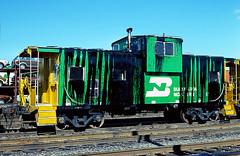 BN Caboose 12240 (Chuck Zeiler) Tags: bn caboose 12240 railroad cicero chz